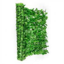 Blumfeldt Fency Bright Ivy Afrastering tegen Inkijk en Wind 300 x 100 cm Klimop lichtgroen