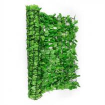 Blumfeldt Fency Bright Ivy Afrastering tegen Inkijk en Wind 300 x 150 cm Klimop lichtgroen
