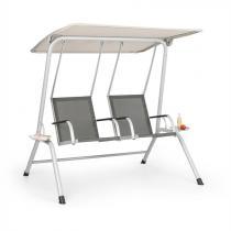 Blumfeldt Bel Air Duo Swing hammock antracit/creme