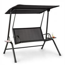 Blumfeldt Bel Air Mono Swing hammock stålram mono relax svart
