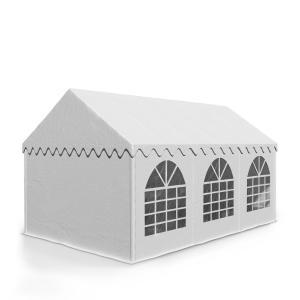 Sommerfest 3x6m 500 g/m² Chapiteau tente PVC étanche réfractaire