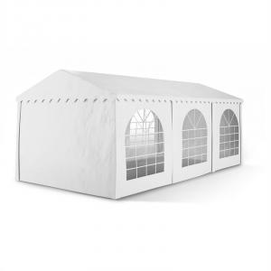Sommerfest 3x6m 500 g/m² Chapiteau tente PVC étanche galvanisé