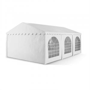 Sommerfest 4x6m 500 g/m² Chapiteau tente PVC étanche galvanisé