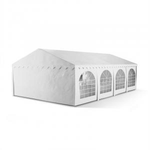 Sommerfest 5x8m 500 g/m² Chapiteau tente PVC étanche galvanisé