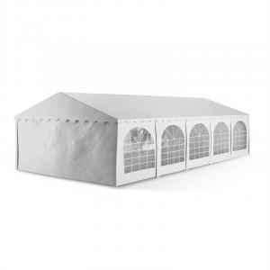 Sommerfest 5x10m 500 g/m² Chapiteau tente PVC étanche galvanisé