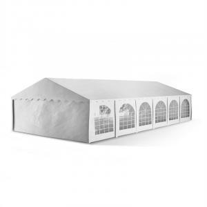 Sommerfest 6x12m 500 g/m² Chapiteau tente PVC étanche galvanisé
