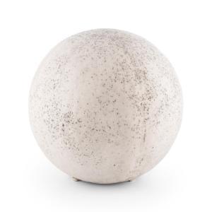 Gemstone L lampe de jardin 33 x 31 cm - effet pierre naturelle