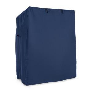 Hiddensee Beach Chair Hood Protective Cover 115x160x90 cm waterproof blue