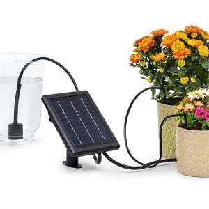 Blumfeldt Greenkeeper Système d'irrigation solaire panneau 1500 mAh 2l/mn