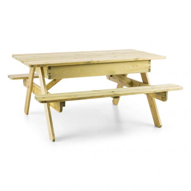 Tables de jardin en offre - Meilleur prix en ligne | blumfeldt