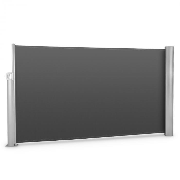 Bari 316 Store latéral 300x160cm aluminium anthracite