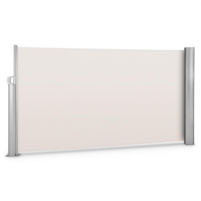 Bari 316 Store latéral 300x160cm aluminium crème-sable
