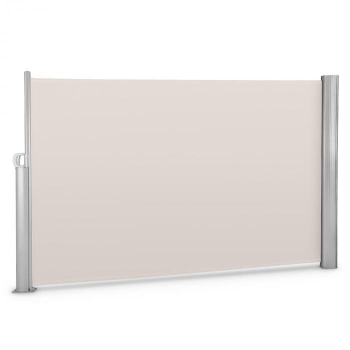 Bari 318 Store latéral 300x180cm aluminium crème-sable