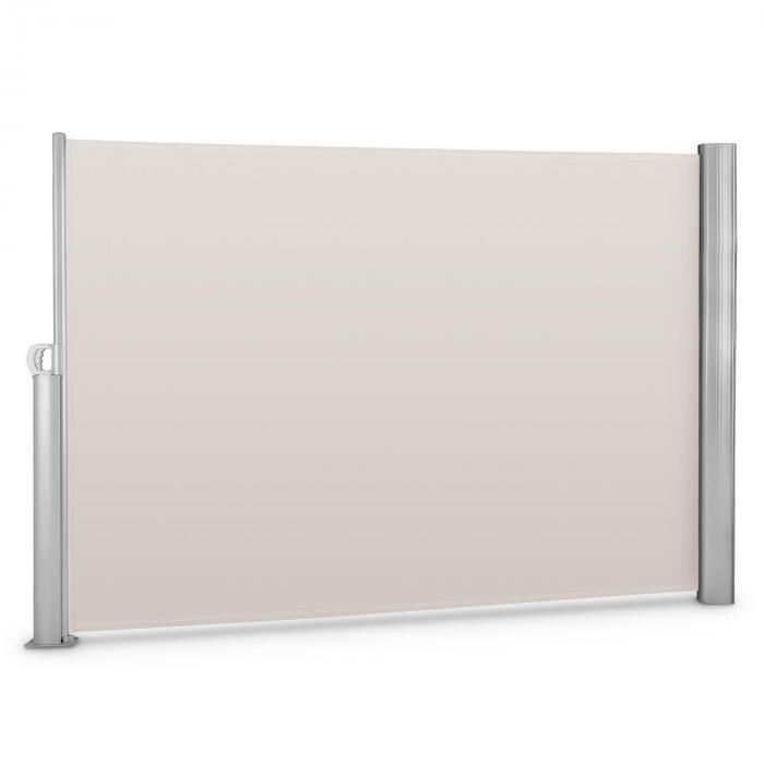 Bari 320 Store latéral 300x200cm aluminium crème-sable