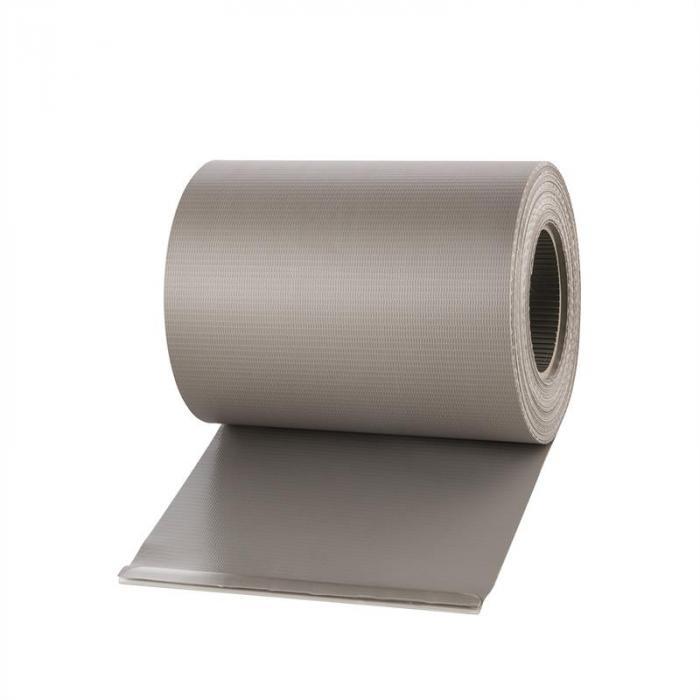 Pureview Store 30 Clôture PVC 35m x 19cm- gris clair