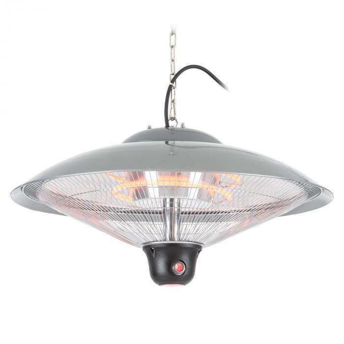 Heizsporn Ceiling Radiant Heater 60 5 Cm 216 Led Lamp Remote Control