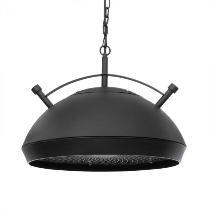 Bristol Heat terrasverwarming IR ComfortHeat IP54 2100W zwart