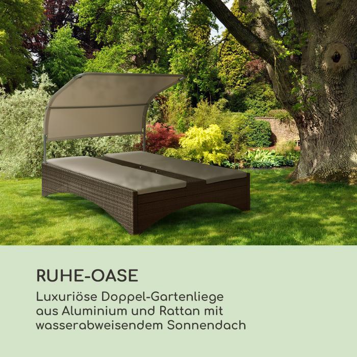 Moritz 2in1 Vogeltr/änke und Sonnenuhr Gusseisen Wildvogeltr/änke f/ür Garten Vogelbad mit St/änder antikes Design 76cm hoch Braun