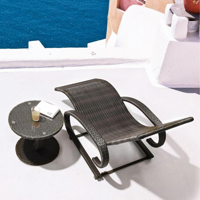 Daybreak Mesedora Silla Lounge